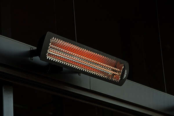 Bromic Tungsten Electric Heaters Outdoor Patio Electric