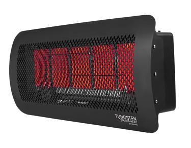 Bromic Heater-- Tungsten Gas Heater