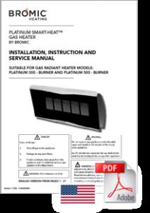 Bromic Platinum Instruction Manual