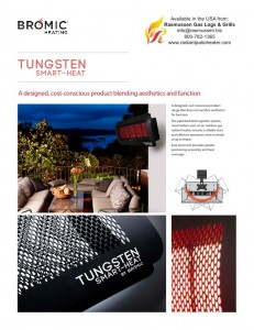 Download Tungsten Gas Heater Brochure Flyer
