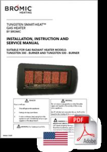 Tungsten Gas Installation Manual