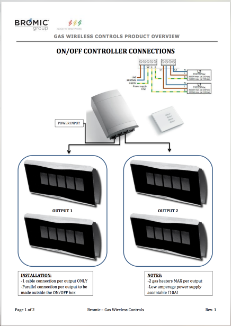 Gas Wireless Control Overview