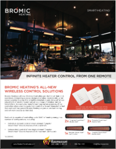 Bromic Heater Wireless Controllers