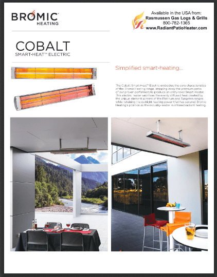 Cobalt Smart-Heat Electric Brochure