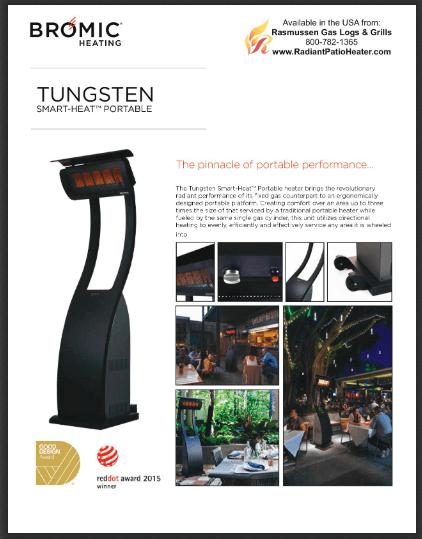 Tungsten Portable Product Brief